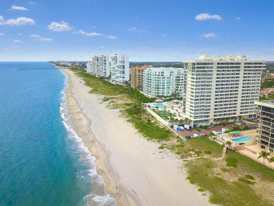 Whitehall, Whitehall At Camino Real, Whitehall Condo, Whitehall Condo At Camino Real, Whitehall Condo Of The Lands Of The President, Whitehall Condominium Apts, Whitehall Condos, Whitehall Village, Whitehall Villages Condo For Sale: 2000 S Ocean Boulevard #2f