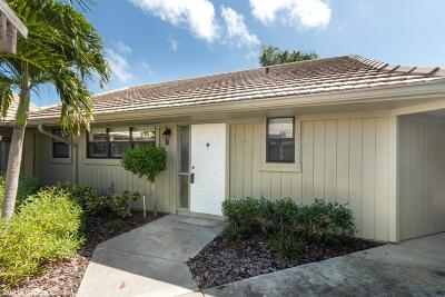 Jupiter Single Family Home For Sale: 1127 E Seminole Avenue #29b