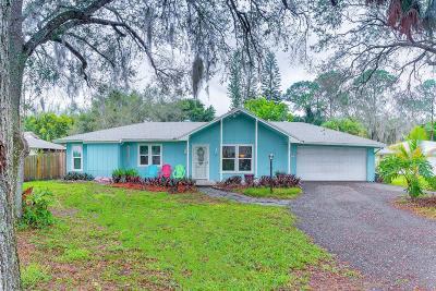 Stuart FL Single Family Home For Sale: $299,990