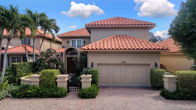 Boca Raton Single Family Home For Sale: 21370 Harrow Court