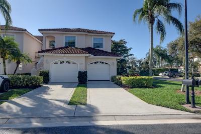 Boca Raton FL Townhouse For Sale: $289,000