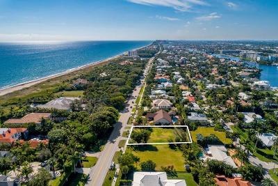 Palm Beach County Residential Lots & Land For Sale: 914 S Ocean Boulevard