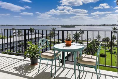 West Palm Beach Condo For Sale: 3800 Washington Road #712