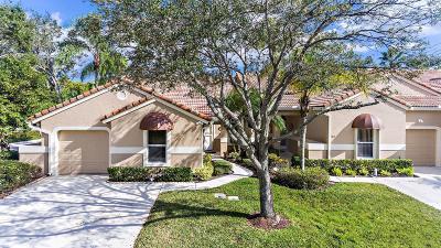 Palm Beach Gardens Townhouse For Sale: 101 Sabal Palm Lane