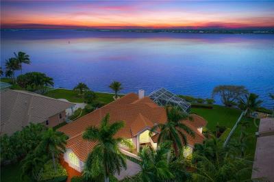 Port Saint Lucie  Single Family Home For Sale: 1530 SE Ballantrae Court
