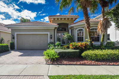 Boca Raton Single Family Home For Sale: 4144 NW 60th Circle