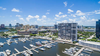 West Palm Beach Condo For Sale: 400 Flagler Drive #Ph-C6