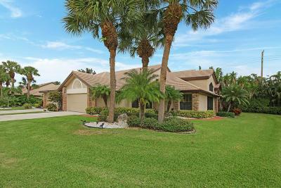 Boynton Beach, West Palm Beach Rental For Rent: 7303 Le Chalet Boulevard