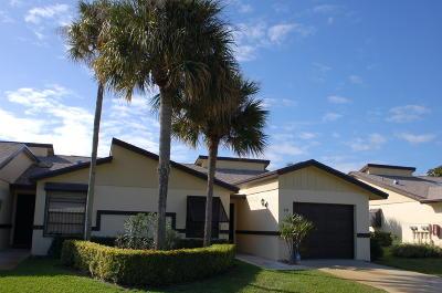 Boynton Beach FL Single Family Home For Sale: $165,000