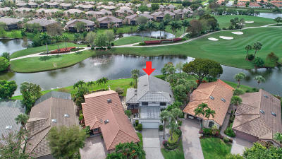 Delray Beach Single Family Home For Sale: 7742 Glendevon Lane
