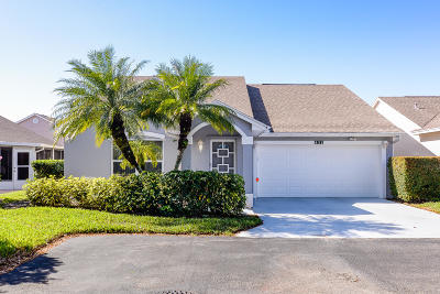 Port Saint Lucie Single Family Home For Sale: 452 NW Gibraltar Court