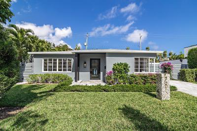 West Palm Beach Single Family Home For Sale: 321 Monceaux Road