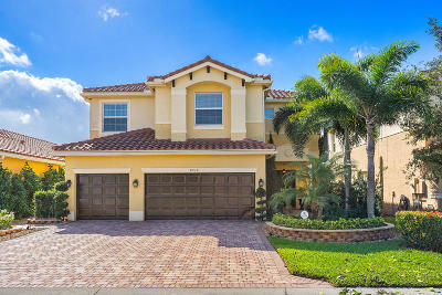 boynton beach Single Family Home For Sale: 8513 Serena Creek Avenue