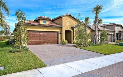 Port Saint Lucie Single Family Home For Sale: 145 SE Courances Drive
