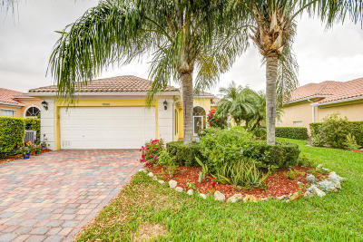 Port Saint Lucie Single Family Home For Sale: 11444 SW Rockingham Drive