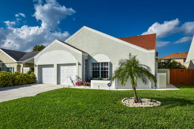 Boca Raton Single Family Home For Sale: 8551 Floralwood Drive