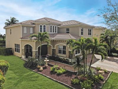 Boynton Beach Single Family Home For Sale: 8794 Cobblestone Point Circle