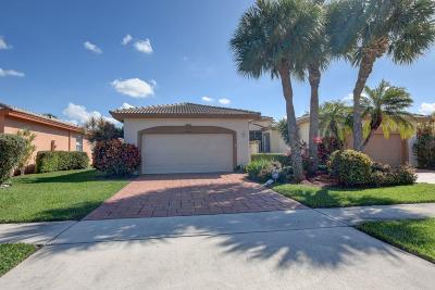 Boynton Beach Single Family Home For Sale: 10820 Royal Caribbean Circle