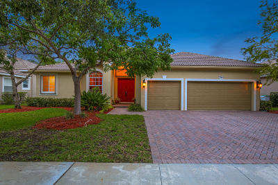 Coconut Creek Single Family Home For Sale: 7114 NW 47th Lane