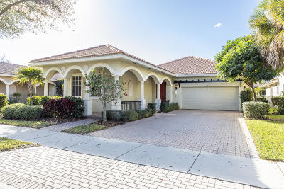 Jupiter Single Family Home For Sale: 120 Palmfield Way