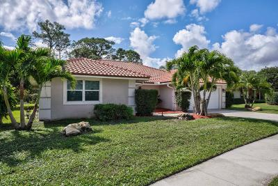 Palm Beach Gardens Single Family Home For Sale: 2810 Biarritz Drive