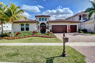 Boca Raton Single Family Home For Sale: 17718 Cadena Drive