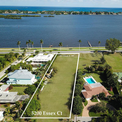 West Palm Beach Residential Lots & Land For Sale: 5200 Essex Court