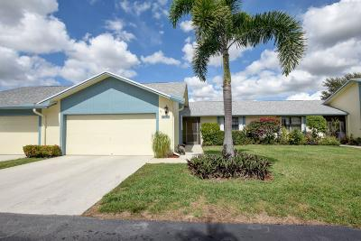 Boca Raton Single Family Home For Sale: 9177 SW 22nd Street #C