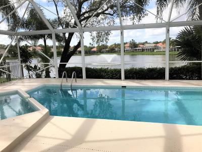 Palm Beach Gardens Single Family Home For Sale: 122 Eagleton Lane