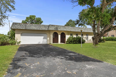 Boca Raton Single Family Home For Sale: 445 NW 11th Street
