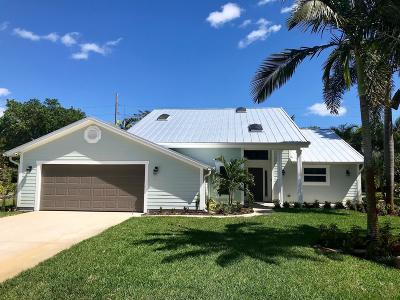 Jupiter Single Family Home For Sale: 19518 Trails End Terrace