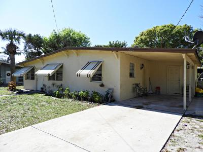 Fort Pierce Single Family Home For Sale: 2023 Golfview Court