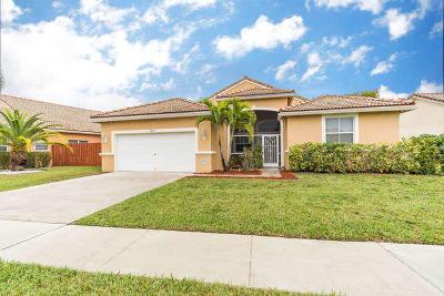Boynton Beach Single Family Home For Sale: 9205 Cove Point Circle