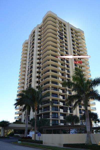 North Palm Beach Condo For Sale: 123 Lakeshore Drive #1245