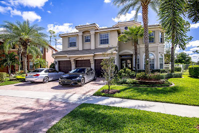 Royal Palm Beach Single Family Home For Sale: 2118 Bellcrest Court