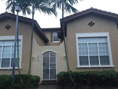 Boynton Beach Townhouse For Sale: 614 NW 25th Avenue