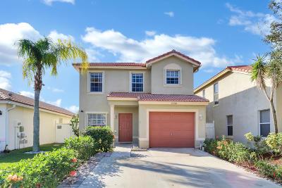 Boynton Beach Single Family Home For Sale: 4532 Concordia Lane