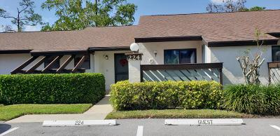 Royal Palm Beach Single Family Home For Sale: 224 Thorn Apple Court