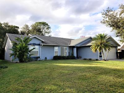 Port Saint Lucie Single Family Home Contingent: 2270 SW Lawrence Street