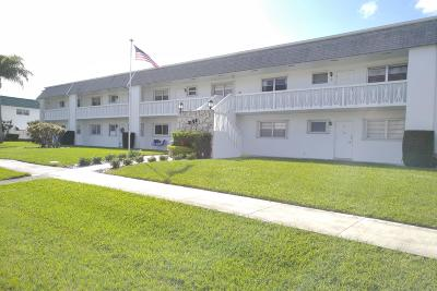 Palm Beach Gardens Condo For Sale: 3154 Meridian Way S #10