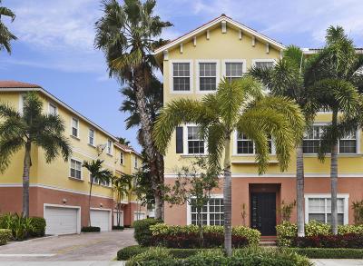 Delray Beach Townhouse For Sale: 295 NE 5th Avenue #28