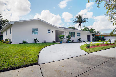 Lake Worth Single Family Home For Sale: 1819 17th Avenue