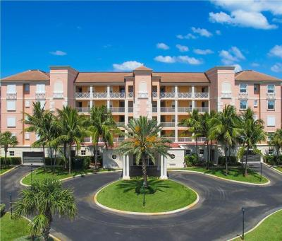Fort Pierce Condo For Sale: 3044 Windward Drive
