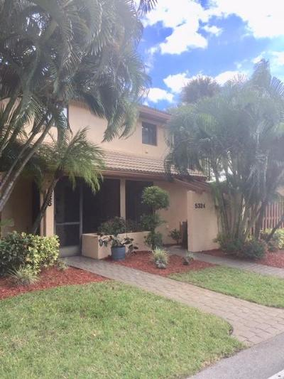 Lake Worth Condo For Sale: 5326 S Fountains Drive S