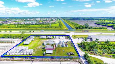 Boynton Beach Residential Lots & Land For Sale: S State Road 7 Road S