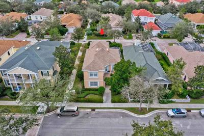Jupiter Single Family Home For Sale: 114 Milbridge Drive