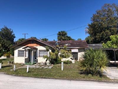 Stuart FL Single Family Home For Auction: $25,000
