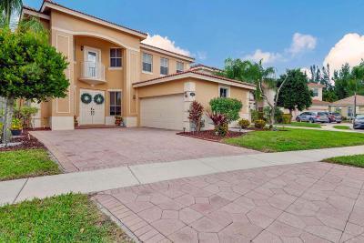 Wellington Single Family Home For Sale: 10493 Galleria Street