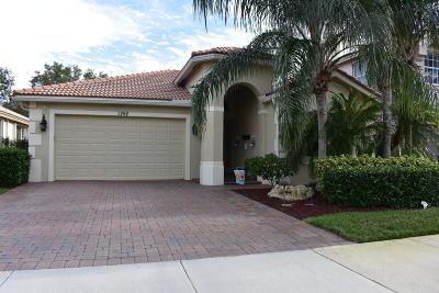 Stuart Single Family Home For Sale: 1292 SE Fleming Way