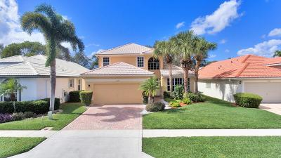 Delray Beach Single Family Home For Sale: 13599 Breton Lane